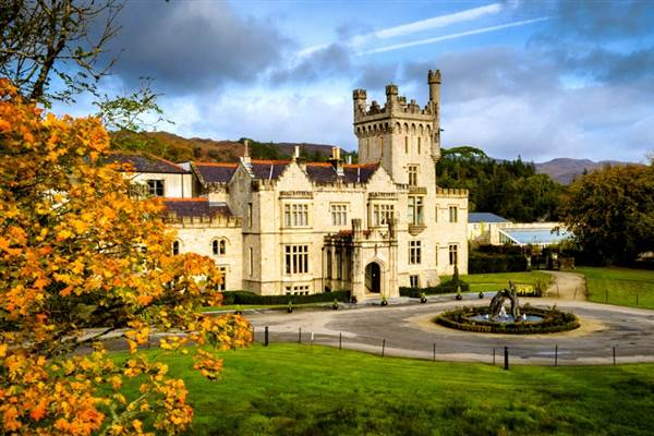 Lough Eske Castle, Solàs Spa